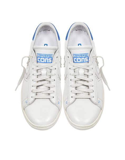 Converse Limited Edition Trainers For Product by Lyst Converse Cons Pro Leather Lp Ox White Dust And