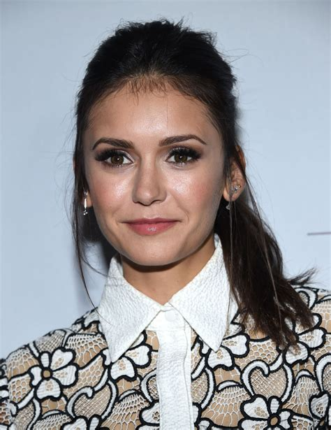 Studio Ideas by Nina Dobrev Latest Photos Celebmafia