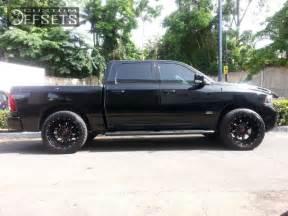 2012 Dodge Ram 1500 Tire Size Ram 1500 Levelling Kit Tire Size Autos Post