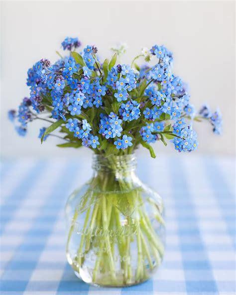 Blue Wedding Flower Ideas by Blue Wedding Flowers Wedding Ideas Chwv