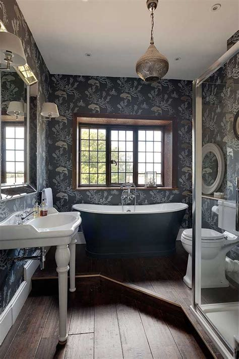 period bathroom ideas 8 small but beautiful bathrooms period living