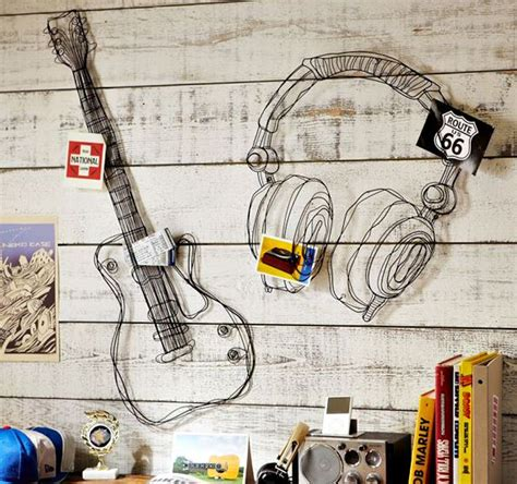 music themed home decor use accessories to create kid s room theme music