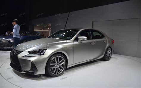 2017 lexus isf white مواصفات وسعر سيارة لكزس آي اس 2017 lexus is 2017