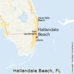 best places to live in hallandale florida