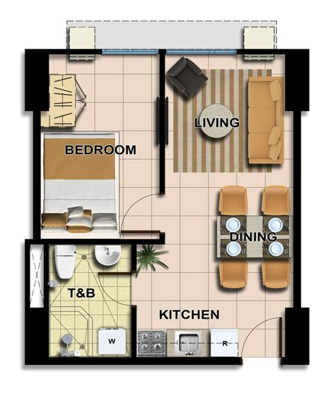 1 bedroom unit avida towers centera mandaluyong pre selling condo