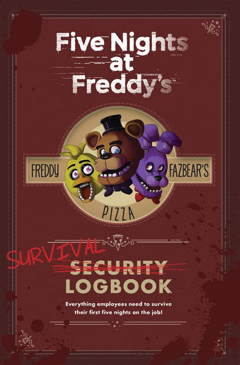 survival logbook five nights at freddy s by