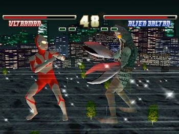 emuparadise ultraman fighting evolution image ultraman fighting evolution psx ntsc jap jpg