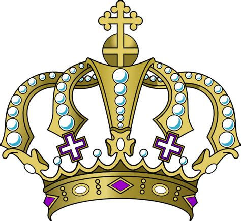 royalty free clipart purple crown royal clip at clker vector clip