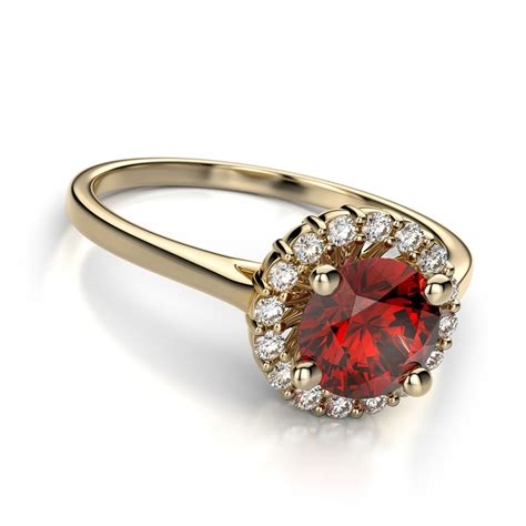 ruby engagement rings for designers tips and photo