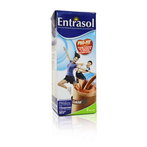 Jual Termometer Coklat jual entrasol uht chocolate 200ml kalbestore
