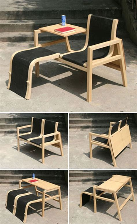 Transform Furniture by 8 Surprising Pieces Of Furniture That Transform Into