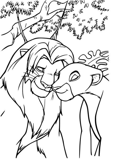 Coloriage Simba Adulte 224 Imprimer Sur Coloriages Info Disney Coloriage Adulte L