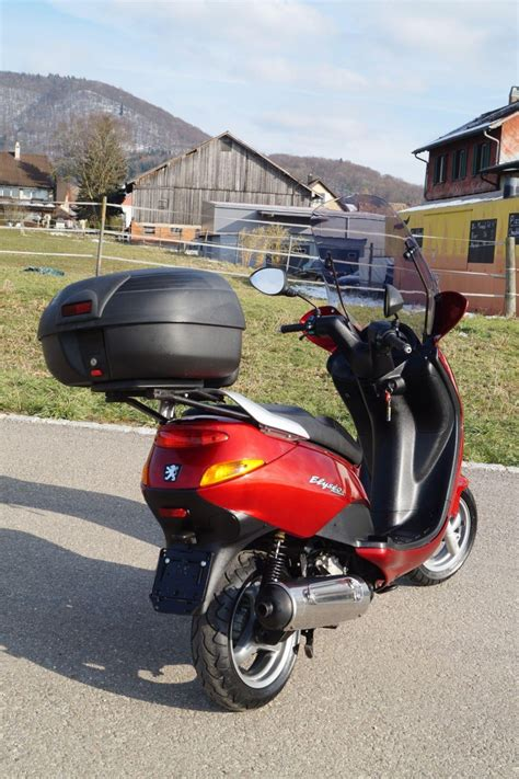 Motorrad Roller Peugeot by Motorrad Occasion Kaufen Peugeot Elyseo 125 Motoshop