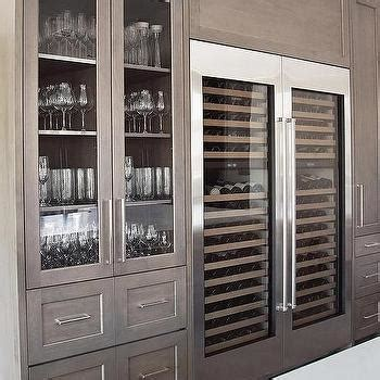 built in china cabinet designs built in glass front kitchen china cabinets transitional