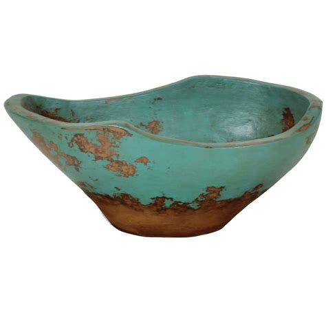 Ceramic Bowls Outdoor Pictured Here Is The Handcrafted Taos Large Ceramic Bowl
