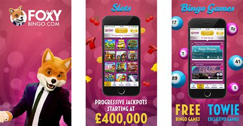 bingo mobile foxy bingo mobile app for android ios bingo apps