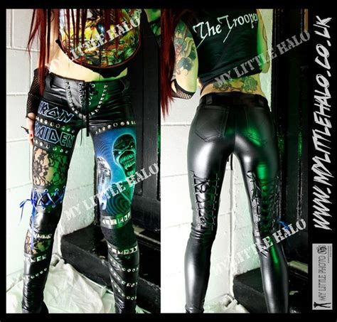 Sale Iron Spandex 55 best rock heavy metal clothing for sale now images on corona halo and heavy metal