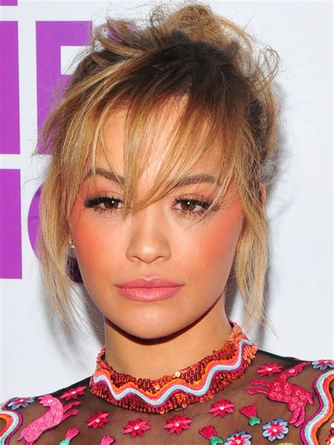 bangs hairstyles definition round face how to define and what hairstyle to do