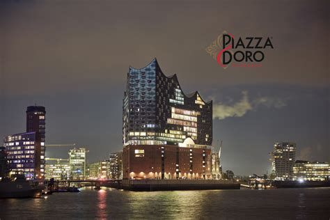 Piazza Hamburg by Hamburg Elbphilharmonie Serviert Piazza D Oro Www Cafe