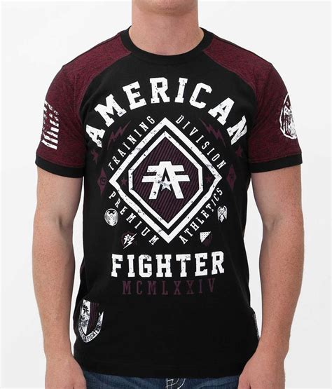 Tshirt Kaos Fighters american fighter kendall t shirt s shirts tops