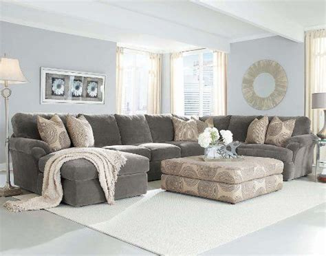 Wonderful Living Room The Most Charcoal Gray Sectional Charcoal Gray Sectional Sofa With Chaise Lounge