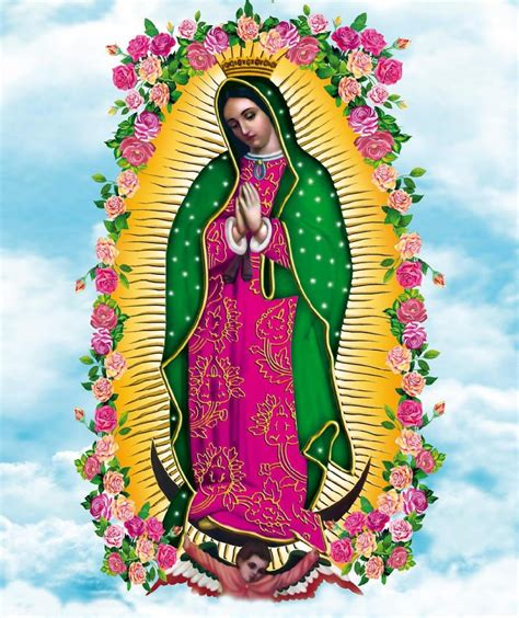 imagenes 3d virgen de guadalupe frases la virgen de guadalupe android apps on google play