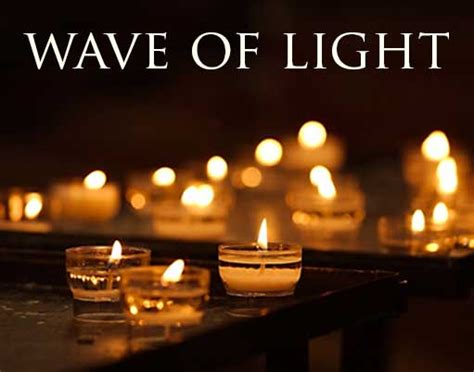 Wave Of Light by Wave Of Light Service South Harbor Church