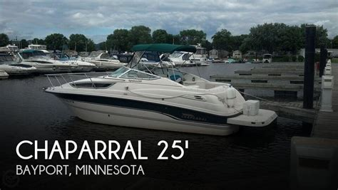 chaparral boat dealers mn sold chaparral signature 260 boat in south bayport mn