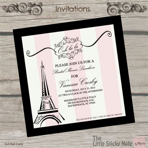 themed wedding shower invitations items similar to themed bridal shower invitations on etsy