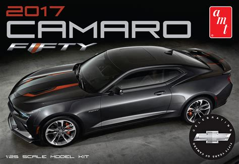 2017 camaro fifty price buy 2017 chevy camaro fifty 50th anniversary 1 25 scale