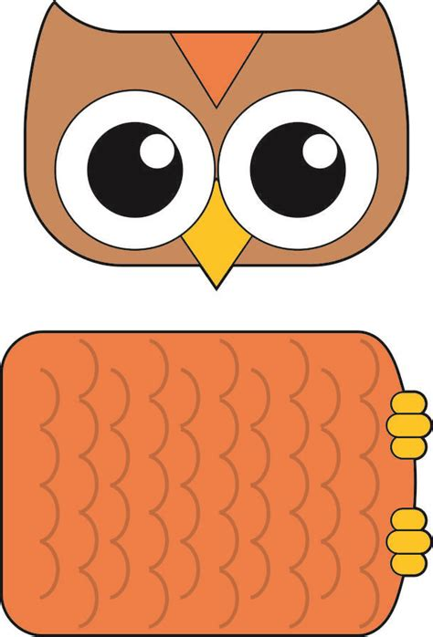 owl paper craft template paper bag owl puppet
