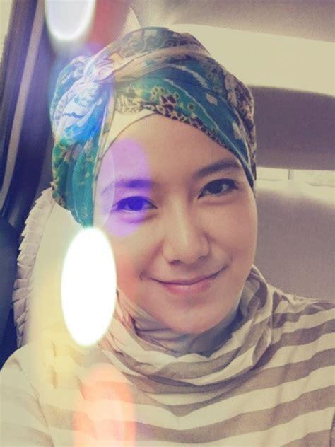 tutorial berhijab untuk wajah lebar jilbab untuk muka lebar blackhairstylecuts com