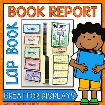 flip book report book report flip flap book by shelly rees teachers