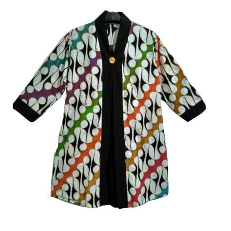 A Betasol Tunik Batik Jumbo jual batik tunik jumbo parang pelangi murah ukuran besar toko batik