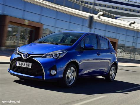 Toyota Yaris Horsepower 2015 Toyota Yaris Photos Reviews News Specs Buy Car