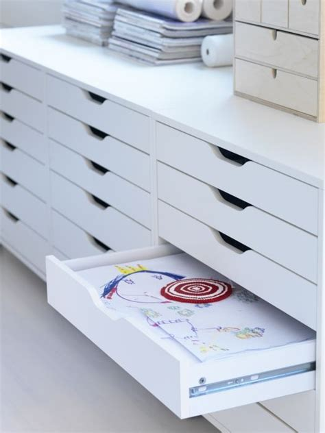 Craft Paper Storage Drawers - the world s catalog of ideas
