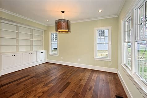 custom stained hickory flooring traditional bedroom other by mountain lumber company