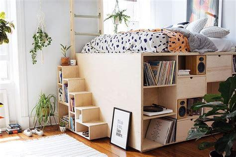 desain lu tidur dari barang bekas 15 inspirasi desain kamar minimalis ala drama korea