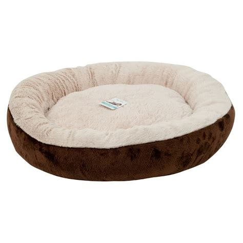 round pillows for bed super soft warm washable round cat dog pet bed mattress