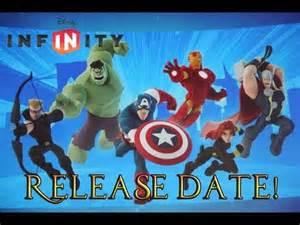 Disney Infinity 2 0 Release Date Disney Infinity Marvel Heroes Release Date