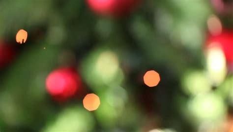 intermittent lights christmas blur background stock