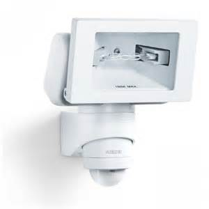 outdoor security lights with sensor buy steinel hs150 pir sensor 150w outdoor security flood
