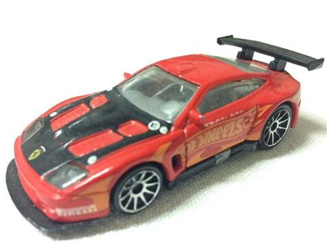 Hotwheels 575 Gtc 575 gtc editions wheels 2005 r 28 00