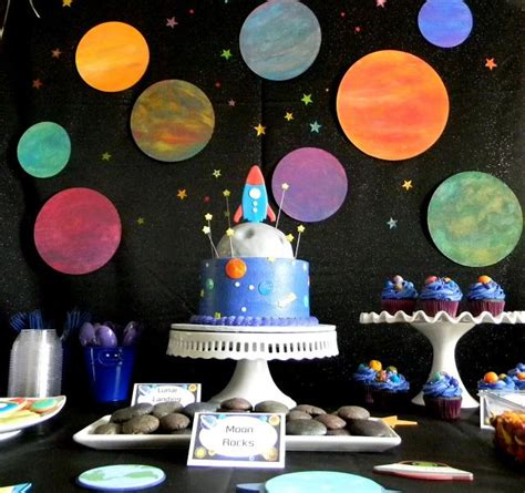 cheap and fabulous decorations for home interior party 20 fabulous outer space party ideas for kids outer space
