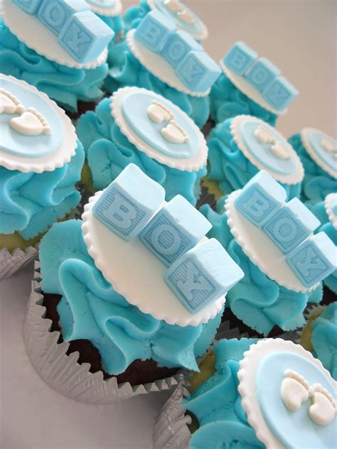Cupcakes For A Baby Boy Shower by The Cup Cake Taste Brisbane Cupcakes Baby Shower Cupcakes