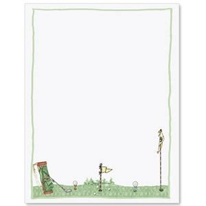 Golf! Border Papers   PaperDirect's