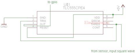 liquid flow sensor turbine meter wiring with esp8266