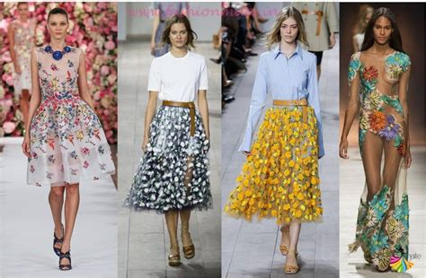 News Stylecom Trend Report For 2007 by Top Fashion Trends 2015 Fashion Trend Floral