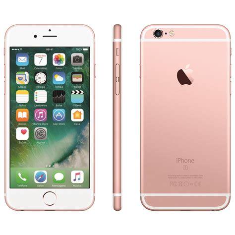 si鑒e apple iphone 6s apple com 16gb e tela 4 7 hd com 3d touch ios