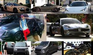 Gomez Garage by Justin Bieber List Of Cars And Bikes That Drives The Pop